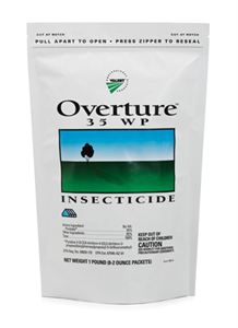 Picture of Overture 35 WP Pyridalyl Insecticide 1 lb.