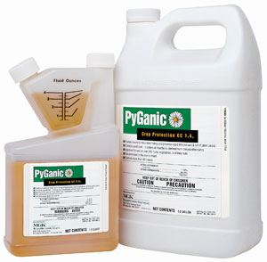 Picture of PyGanic Crop Protection EC 5.0 II Insecticide OMRI Listed